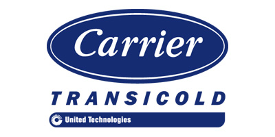 Logo Carrier Transicold United Technologies