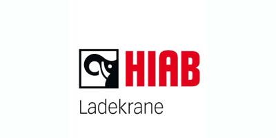 Logo Hiab Ladekrane