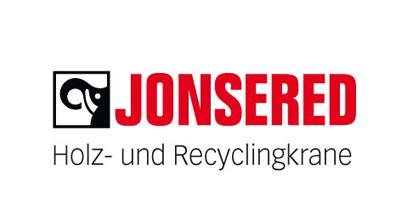 Logo Jonsered Holz- und Recyclingkrane