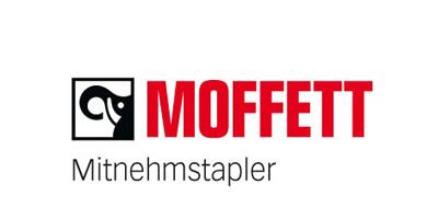 Logo Moffett Mitnehmstapler