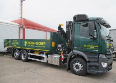 LKW Nutzfahrzeug im Spezialaufbau von Grimm und Partner Fahrzeugbau